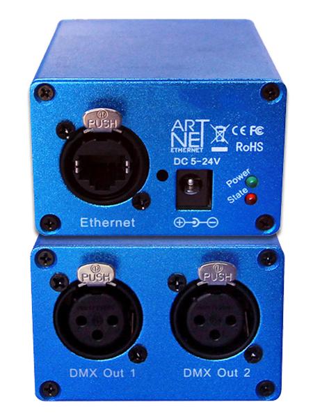 ArtNet to DMX Converter - Lightwave | LED Lighting Specialists
