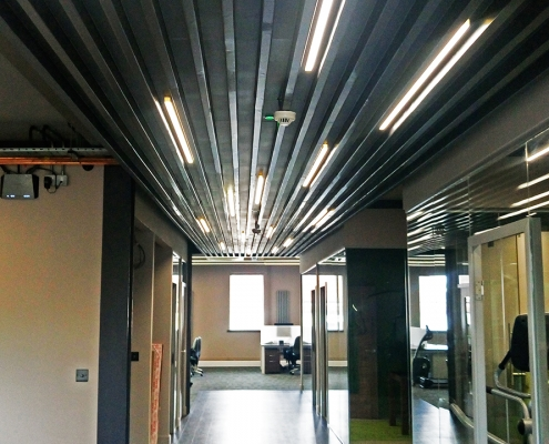 Hampshire Contemporary Office Lightwave Led Lighting