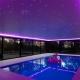 Swimming Pool Purple