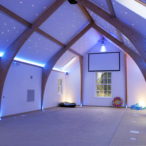 Stretch Ceilings Lightwave Southampton Hampshire